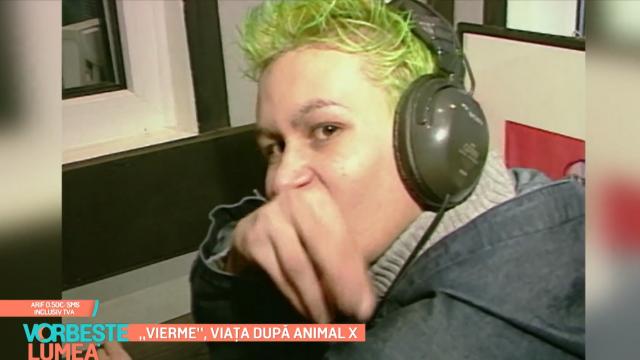 """""""Vierme"""", viața după Animal X. Cum arată și cu ce se ocupă acum artistul - Imaginea 3"""