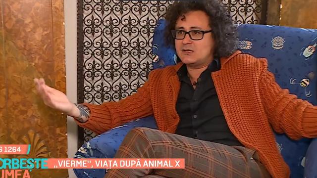 """""""Vierme"""", viața după Animal X. Cum arată și cu ce se ocupă acum artistul - Imaginea 4"""