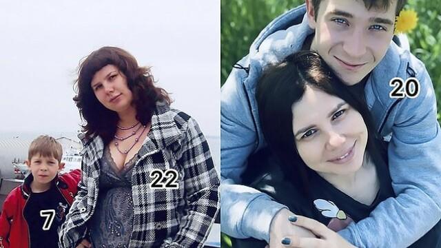 O rusoaică a rămas gravidă cu fiul ei vitreg. A divorțat de tatăl lui după 10 ani de căsnicie - Imaginea 3