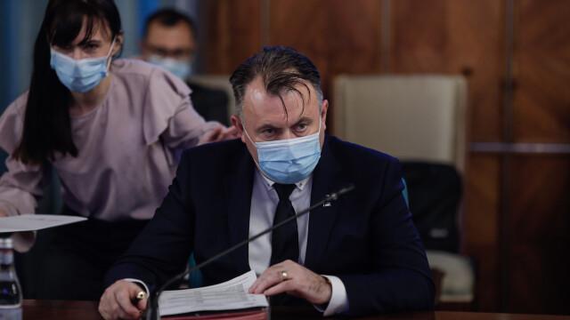 Ministrul Sănătății: \