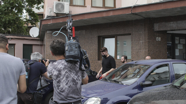 """Alexandru Bălan """"Colo"""" a fost eliberat. Nu mai are voie să posteze nimic online și nici să facă vlogging - Imaginea 1"""