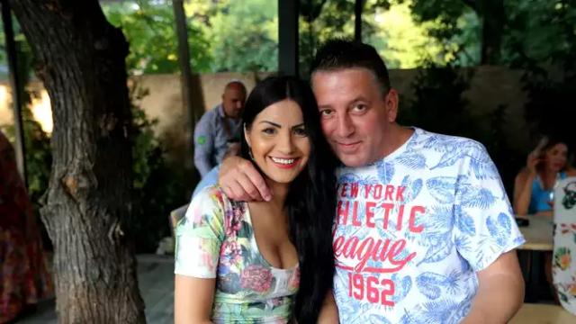 Cristina și Costin Mărculescu
