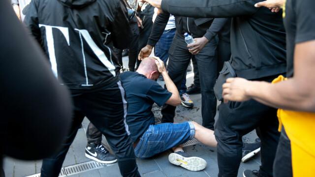 Proteste în Europa