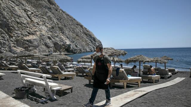 Grecia se redeschide pentru turiști. Auto-izolarea la destinație sau la întoarcerea acasă nu mai este obligatorie