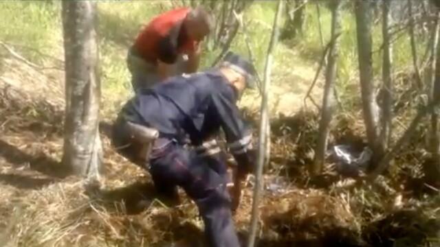 Un pescar a fost omorât și îngropat de un urs brun în Orientul Îndepărtat Rus - Imaginea 5