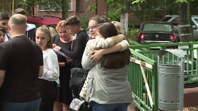 Primele reacții ale elevilor după ce au susținut proba la matematică la Evaluarea Națională