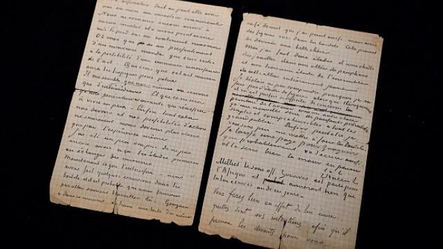 Suma uriașă cu care s-a vândut o scrisoare semnată de pictorii Van Gogh și Gauguin. GALERIE FOTO - Imaginea 7