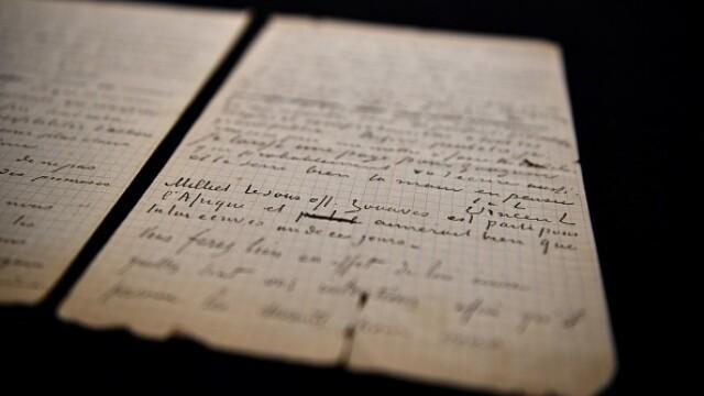 Suma uriașă cu care s-a vândut o scrisoare semnată de pictorii Van Gogh și Gauguin. GALERIE FOTO - Imaginea 6