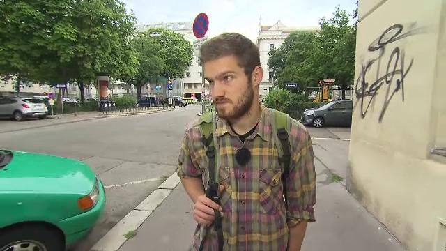 """Un tânăr din Viena a fost amendat cu 500 de euro pentru că a flatulat """"intenționat"""" lângă polițiști"""