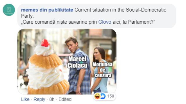 PSD Tismana critică guvernarea PNL pentru scumpirea savarinelor. Ce reacții a provocat mesajul opoziției - Imaginea 3