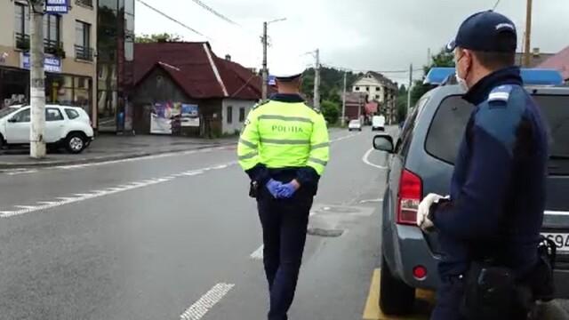 Unde a fost găsită adolescenta urcată cu forţa într-o maşină neagră, în Maramureș. Anunțul Poliției - Imaginea 1