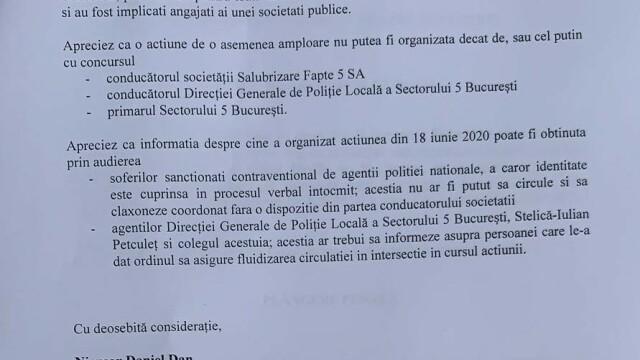 """Cearta dintre Nicușor Dan și Firea a ajuns la Parchet: """"Delapidare și abuz în serviciu"""" - Imaginea 4"""