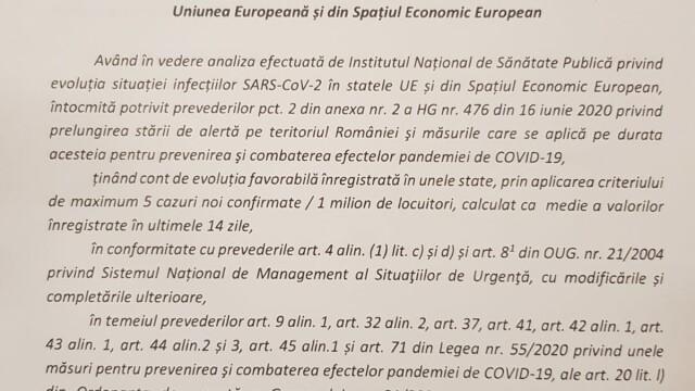 Sunt reluate zborurile între România și mai multe țări, printre care Italia și Franța. Românii nu vor mai fi carantinați - Imaginea 2