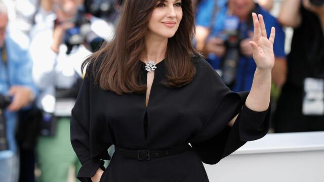 Monica Bellucci, întruchiparea perfecțiunii și a eleganței la 55 de ani. Cum și-a făcut apariția la un eveniment - Imaginea 1