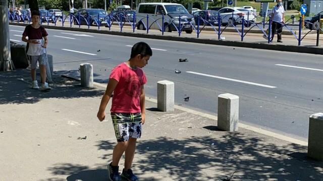 Un copil de 10 ani a murit după ce a fost lovit de un motociclist, în București - Imaginea 2
