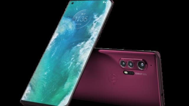 (P) Motorola revine pe piața de telefoane premium cu motorola edge+ - Imaginea 1