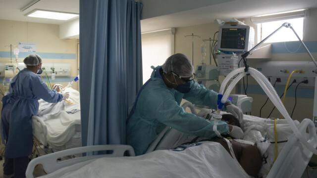 """Spitalul din România în care aproape toți medicii au avut Covid-19. """"Ar trebui să-i mulțumim lui Dumnezeu"""""""