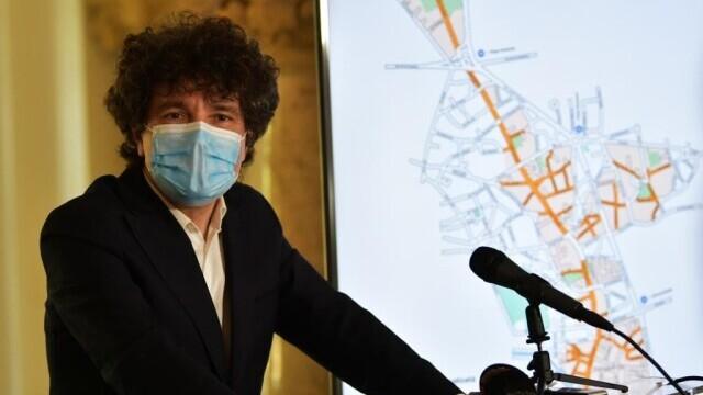 Au început operațiunile de dezinsecție și deratizare în Capitală