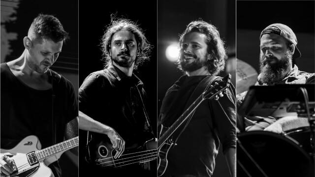 Trupa om la lună își lansează albumul de debut printr-un concert la Teatrul de Vară Eminescu din București - Imaginea 2