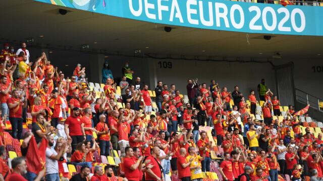 Austria - Macedonia de Nord, 3-1 pe Arena Națională. Spectacol în primul meci găzduit de România la un turneu final - Imaginea 1