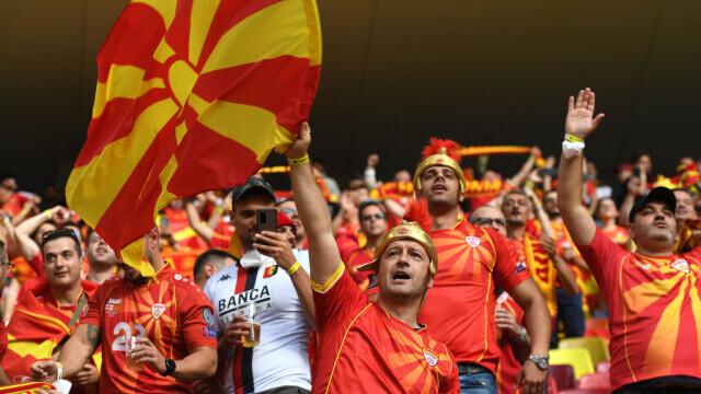 Austria - Macedonia de Nord, 3-1 pe Arena Națională. Spectacol în primul meci găzduit de România la un turneu final - Imaginea 2