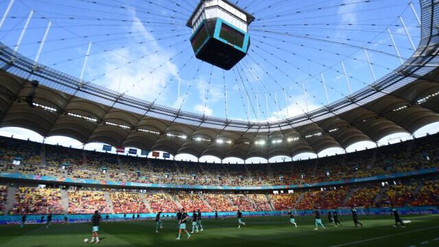 Austria - Macedonia de Nord, 3-1 pe Arena Națională. Spectacol în primul meci găzduit de România la un turneu final - Imaginea 3