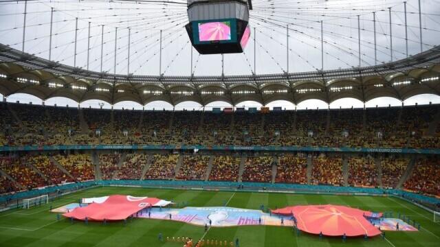 Austria - Macedonia de Nord, 3-1 pe Arena Națională. Spectacol în primul meci găzduit de România la un turneu final - Imaginea 5