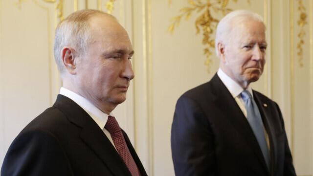 """Ce părere are Vladimir Putin despre faptul că Joe Biden l-a numit """"criminal"""""""