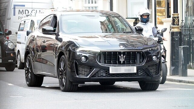 Ce mașină conduce Romeo Beckham la doar 18 ani GALERIE FOTO - Imaginea 2