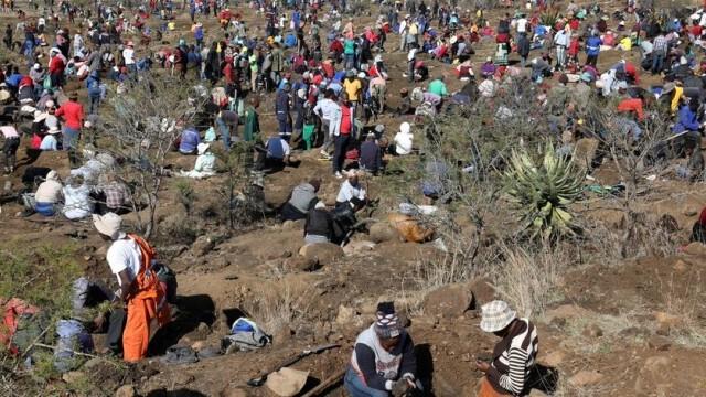 Pietrele din Africa de Sud care au declanșat goana după diamante s-au dovedit a fi cristale de cuarț - Imaginea 2