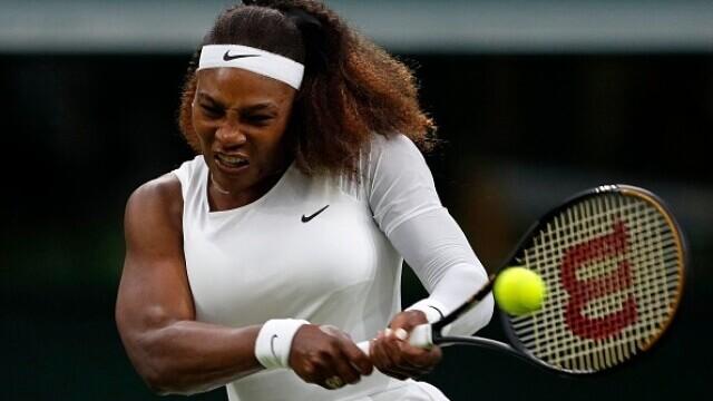 """Serena Williams a plecat de la Wimbledon în lacrimi: """"Am avut inima frântă"""" - Imaginea 1"""