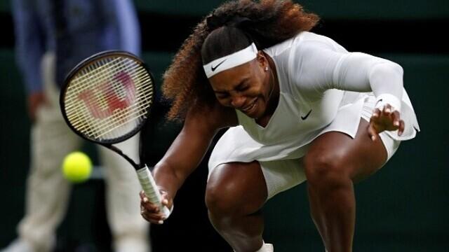 """Serena Williams a plecat de la Wimbledon în lacrimi: """"Am avut inima frântă"""" - Imaginea 2"""