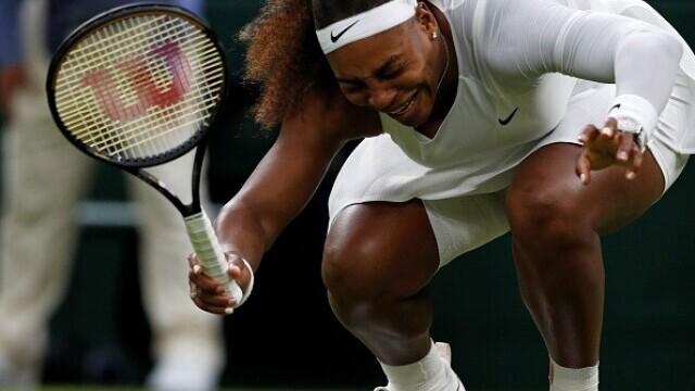 """Serena Williams a plecat de la Wimbledon în lacrimi: """"Am avut inima frântă"""" - Imaginea 7"""