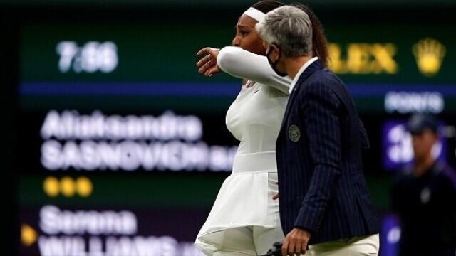 """Serena Williams a plecat de la Wimbledon în lacrimi: """"Am avut inima frântă"""" - Imaginea 10"""