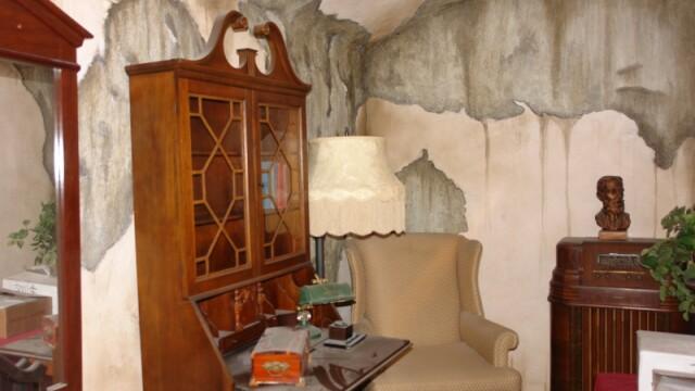Celula lui Al Capone de la Muzeul