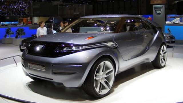 Dacia Duster la Salonul Auto de la Geneva! - Imaginea 2