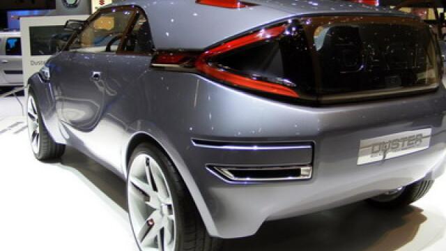 Dacia Duster la Salonul Auto de la Geneva! - Imaginea 4