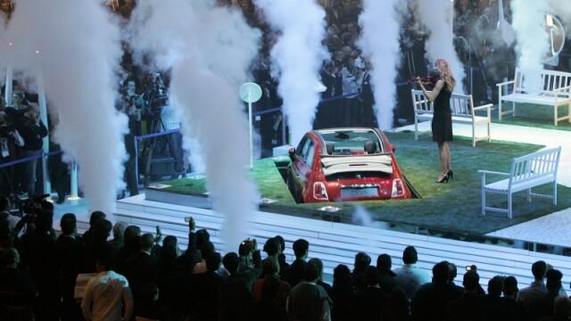 Salonul Auto de la Geneva