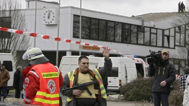 Macel intr-o scoala din Germania: 16 morti, inclusiv atacatorul! - Imaginea 2