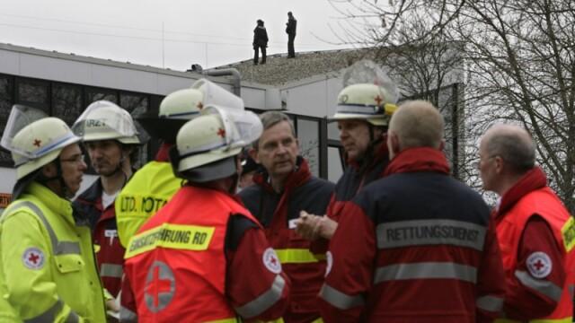 Macel intr-o scoala din Germania: 16 morti, inclusiv atacatorul! - Imaginea 4