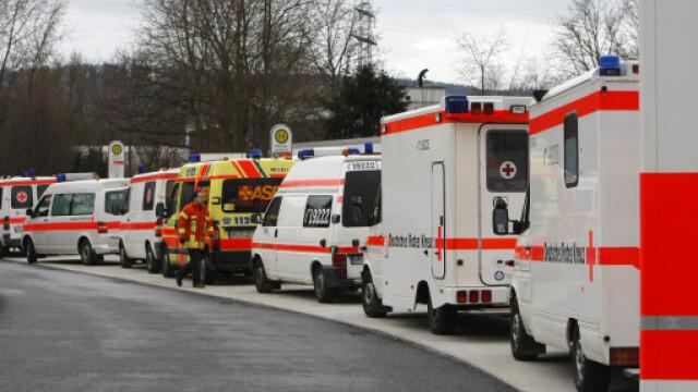 Macel intr-o scoala din Germania: 16 morti, inclusiv atacatorul! - Imaginea 6