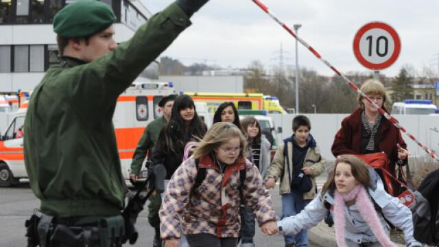 Macel intr-o scoala din Germania: 16 morti, inclusiv atacatorul! - Imaginea 8
