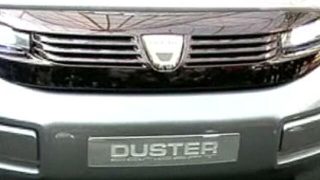 Dacia Duster, prezentata in premiera in Romania! Vezi VIDEO si FOTO - Imaginea 8