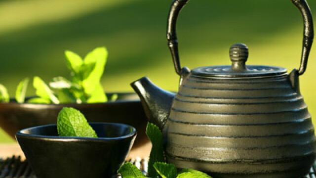 Ceaiul verde si cel negru, aur curat pentru un organism sanatos!