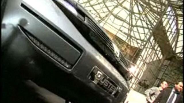 Dacia Duster, prezentata in premiera in Romania! Vezi VIDEO si FOTO - Imaginea 10