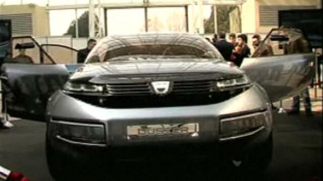 Dacia Duster, prezentata in premiera in Romania! Vezi VIDEO si FOTO - Imaginea 11