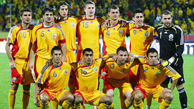 Echipa de fotbal a Romaniei