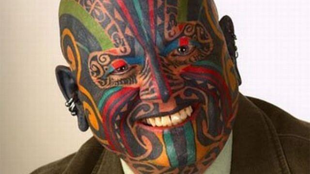 Cele mai urate tatuaje din lume! - Imaginea 1