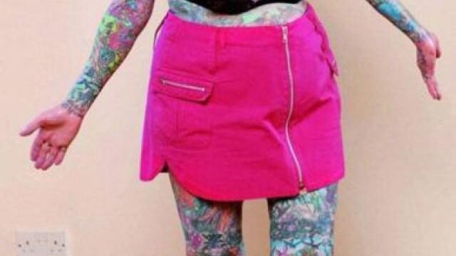 Cele mai urate tatuaje din lume! - Imaginea 5