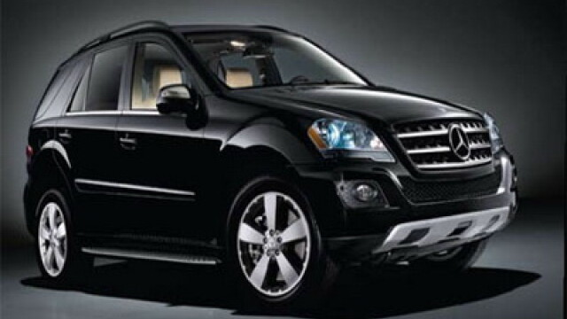 Mercedes ML Umbrarescu